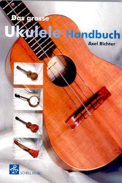 Das grosse Ukulele Handbuch - Coverbild