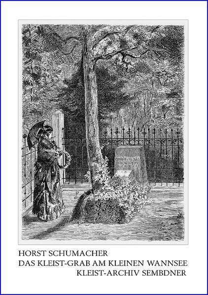 Das Kleist-Grab am Kleinen Wannsee - Coverbild