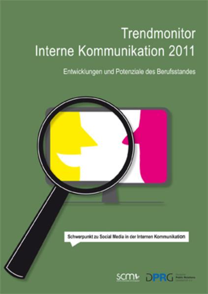 Trendmonitor Interne Kommunikation 2011 - Coverbild