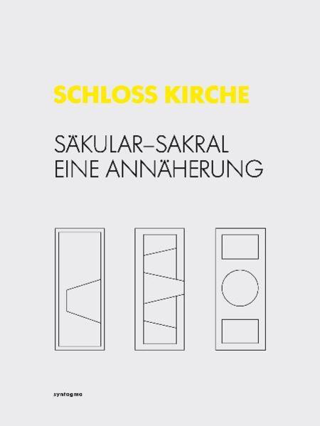 SCHLOSS KIRCHE - Coverbild