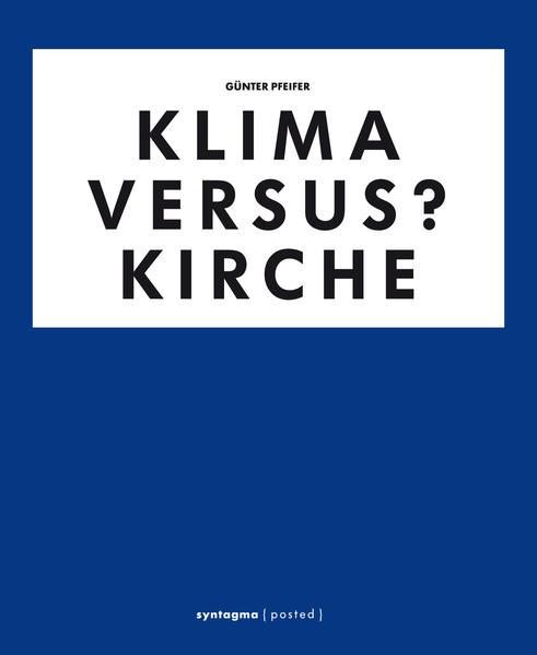 Klima versus? Kirche - Coverbild
