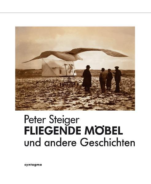 FLIEGENDE MÖBEL - Coverbild