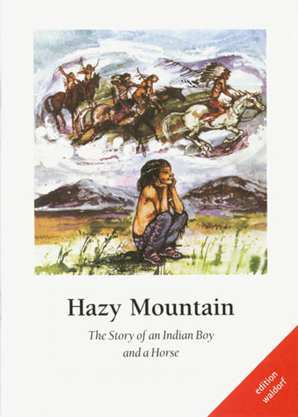 Hazy Mountain - Coverbild