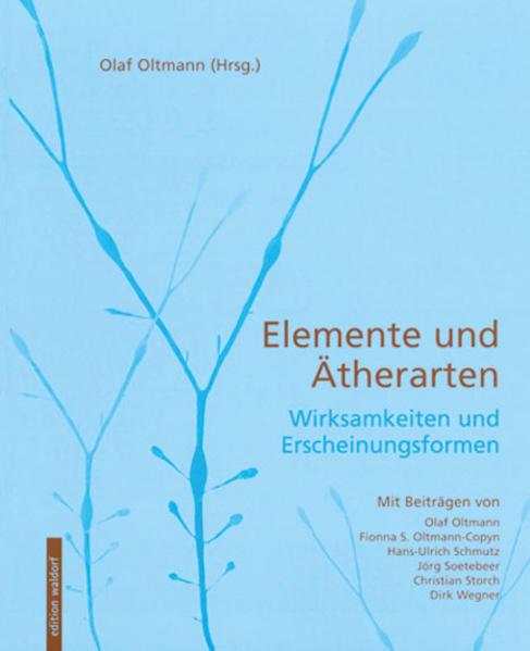 Elemente und Ätherarten - Coverbild