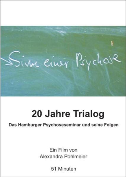 20 Jahre Trialog - Coverbild