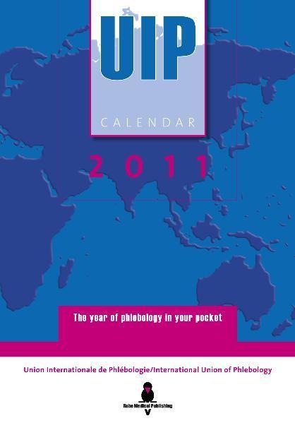 UIP Calendar 2011 - Coverbild