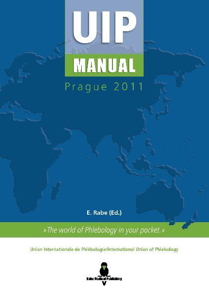 UIP Manual 2011 - Coverbild
