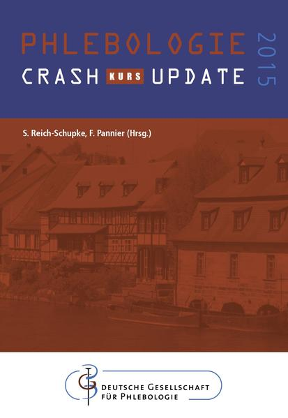Crash-Kurs/Update Phlebologie 2015 - Coverbild