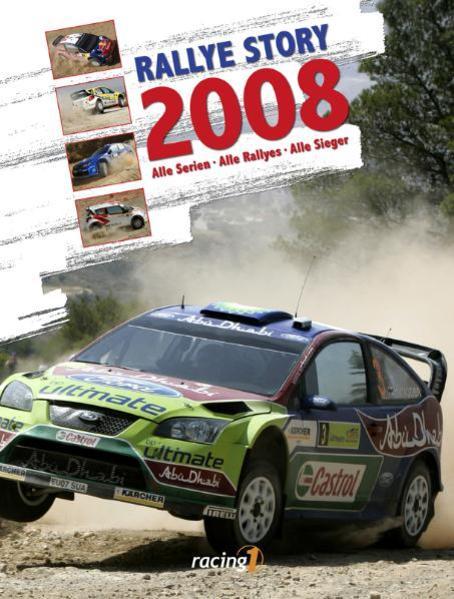 Rallye Story 2008 PDF Kostenloser Download