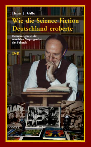 Wie die Science Fiction Deutschland eroberte - Coverbild