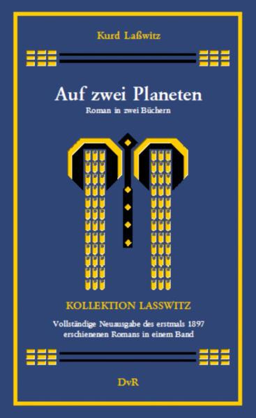Auf zwei Planeten - Coverbild