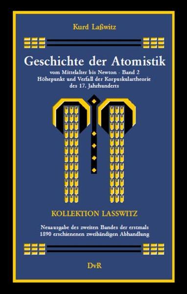 Geschichte der Atomistik vom Mittelalter bis Newton : Band 2 - Coverbild
