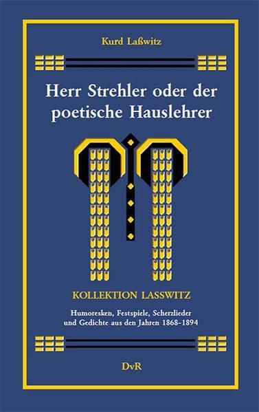 Herr Strehler oder der poetische Hauslehrer - Coverbild