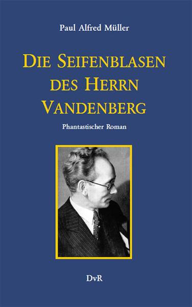 Die Seifenblasen des Herrn Vandenberg - Coverbild