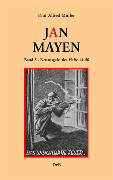Jan Mayen. Band 5 - Coverbild