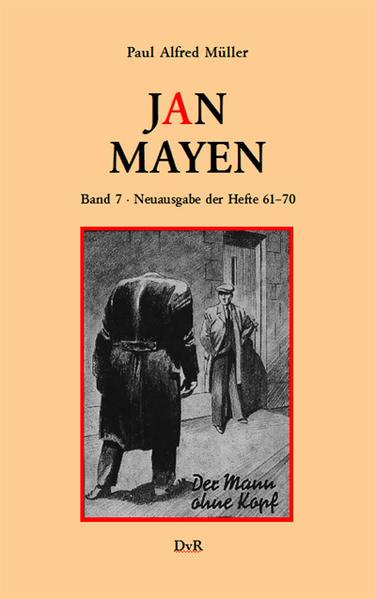 Jan Mayen. Band 7 - Coverbild