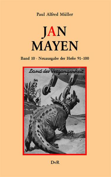 Jan Mayen. Band 10 - Coverbild