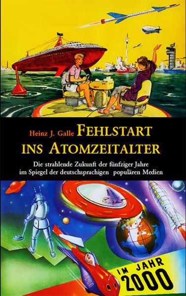 Fehlstart ins Atomzeitalter - Coverbild