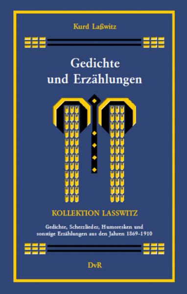 Gedichte und Erzählungen - Coverbild