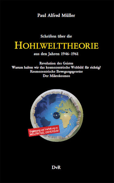 Schriften über die Hohlwelttheorie - Coverbild