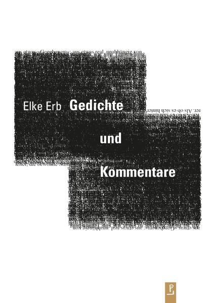 Gedichte und Kommentare - Coverbild