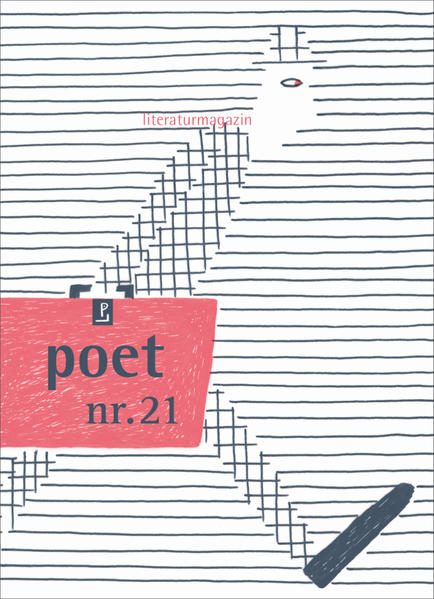 poet nr. 21 - Coverbild