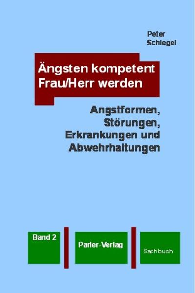 Ängsten kompetent Frau/Herr werden, Band 2 - Coverbild
