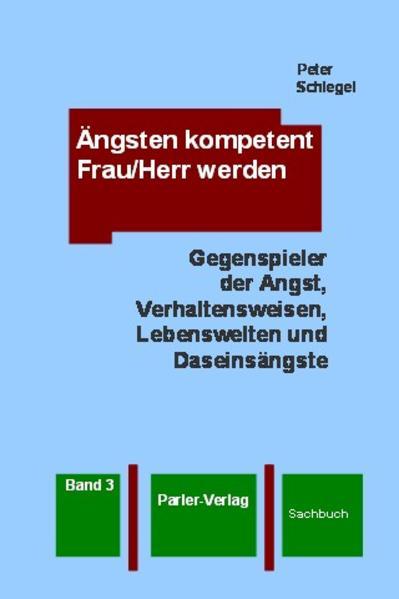 Ängsten kompetent Frau/Herr werden, Band 3 - Coverbild