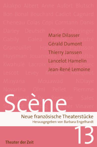 Scène 13 - Coverbild