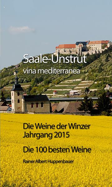 Saale-Unstrut vina mediterranea - Coverbild