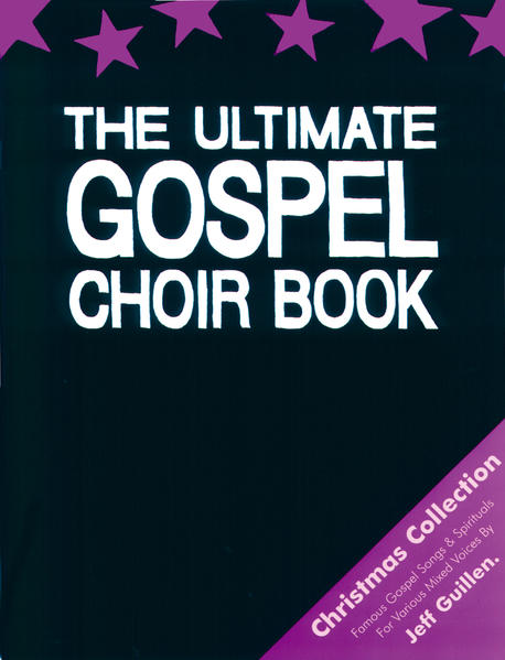 The Ultimate Gospel Choir Book - Coverbild