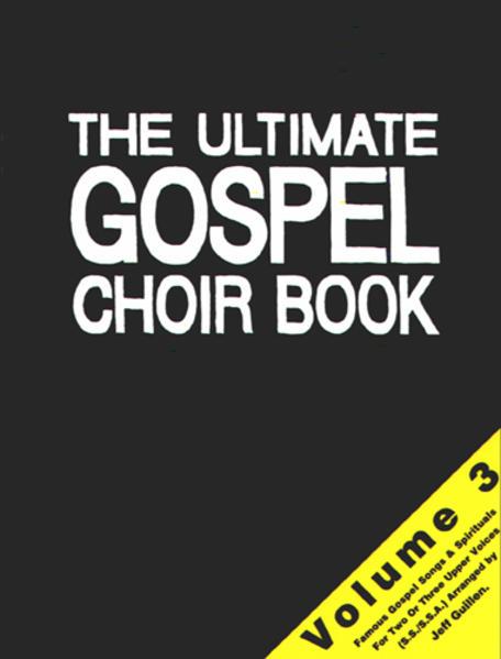 The Ultimate Gospel Choir Book 3 - Coverbild