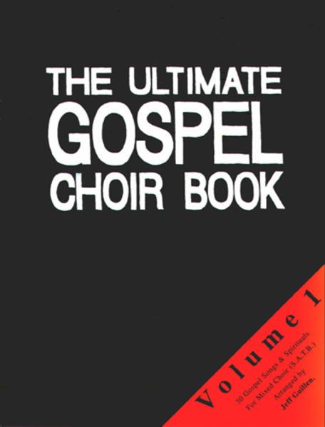 The Ultimate Gospel Choir Book 1 - Coverbild
