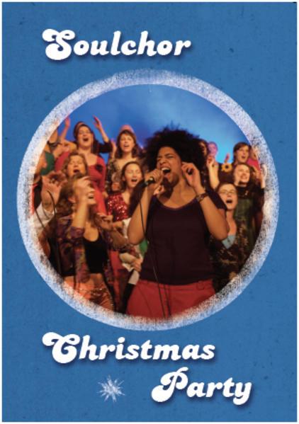 Soulchor Christmas Party - Coverbild