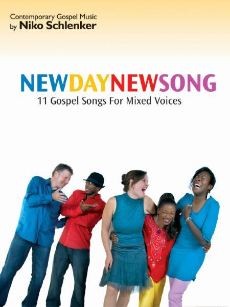 New Day - New Song (Partitur) - Coverbild