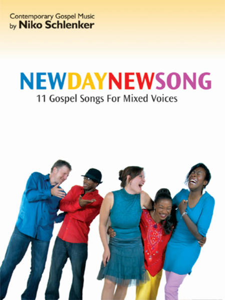 New Day - New Song (Partitur + CD) - Coverbild