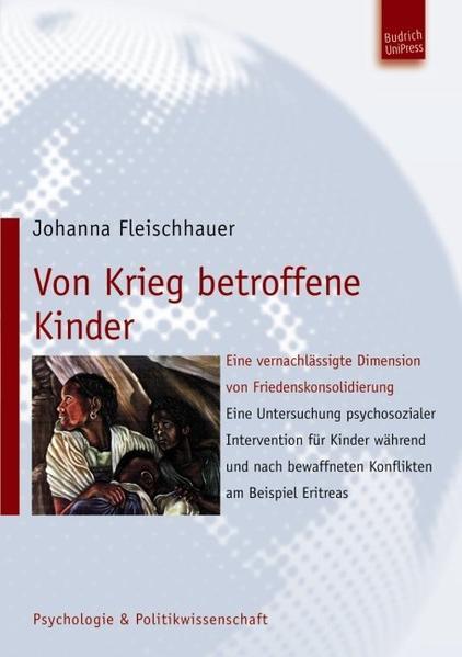 Von Krieg betroffene Kinder - Coverbild