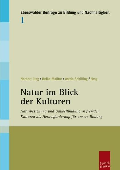 Natur im Blick der Kulturen - Coverbild