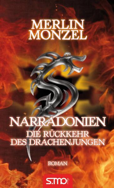Narradonien - Die Rückkehr des Drachenjungen - Coverbild
