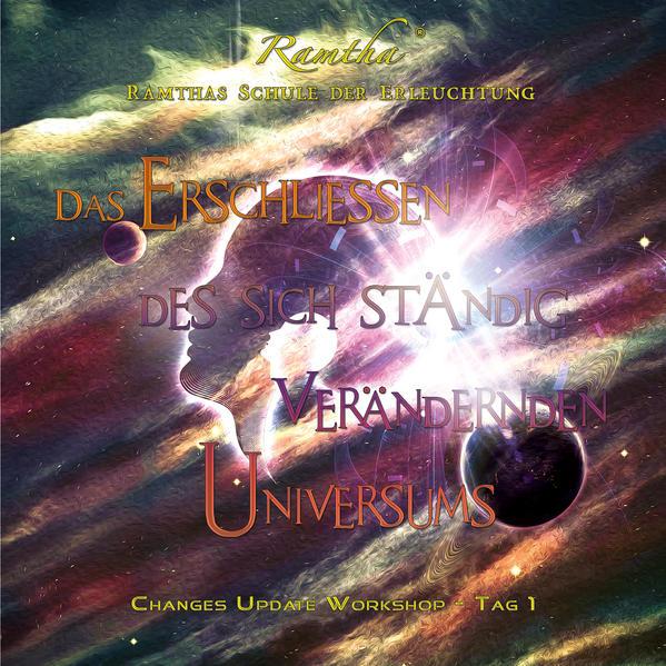 Das Erschliessen des sich ständig verändernden Universums - Coverbild