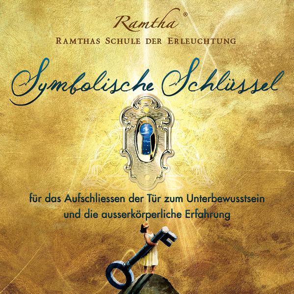 Symbolische Schlüssel zum Unterbewusstsein - Coverbild