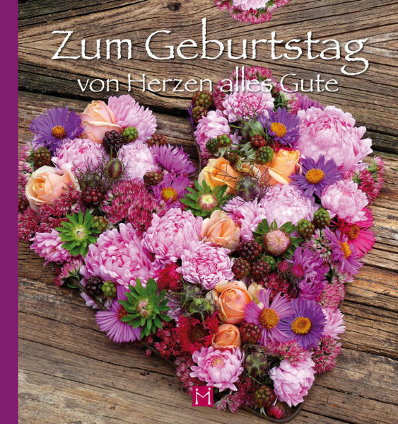 Zum Geburtstag von Herzen alles Gute - Coverbild