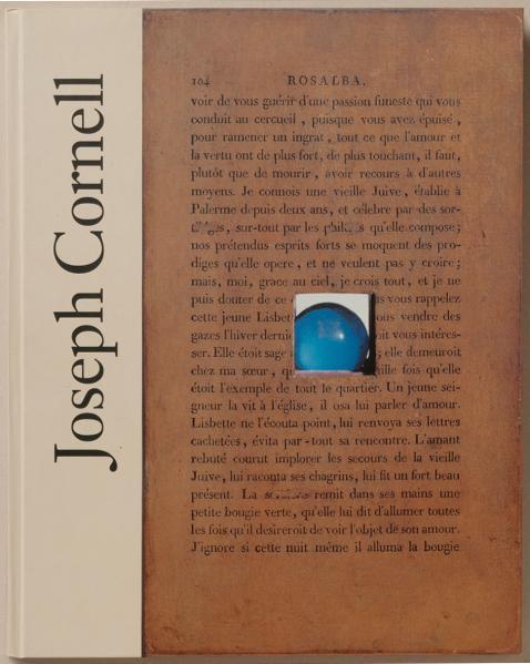 Joseph Cornell - Coverbild