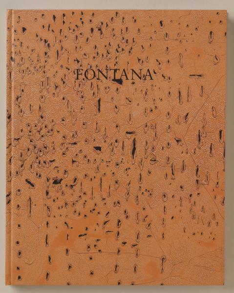 Lucio Fontana - Coverbild