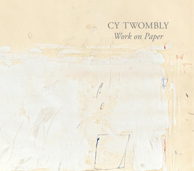 Cy Twombly - Coverbild