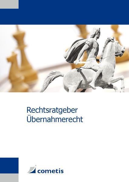 Rechtsratgeber Übernahmerecht - Coverbild