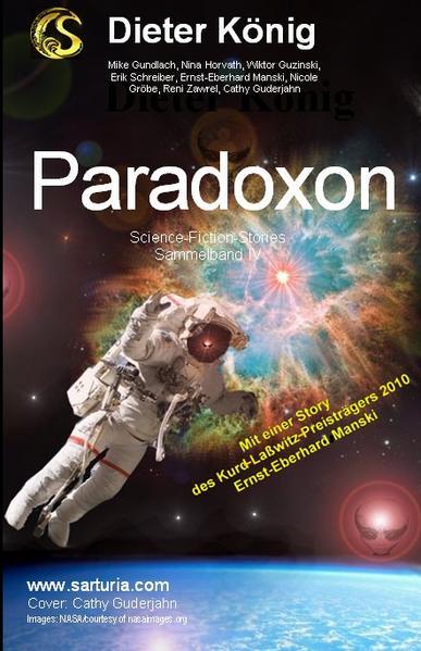 Paradoxon - Coverbild
