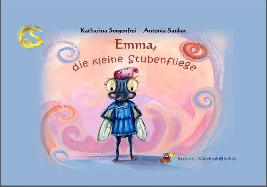 Emma die Stubenfliege - Coverbild