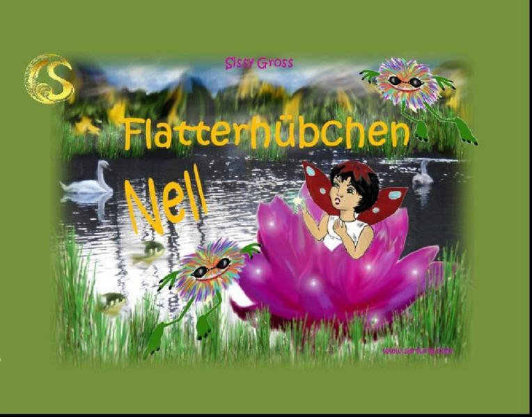 Flatterhübchen Nell - Coverbild