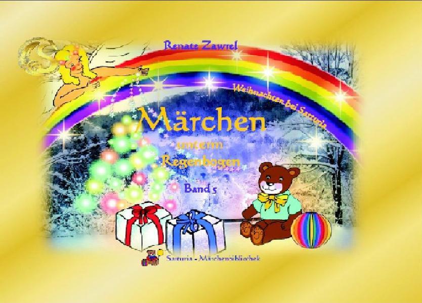 Weihnachten bei Sarturia - Coverbild